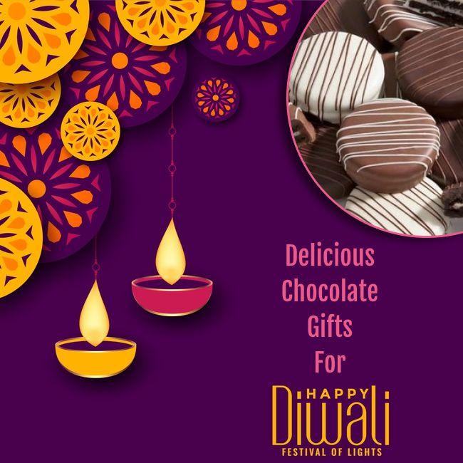 Corporate diwali chocolate gifts
